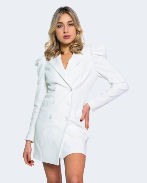 Vestito corto Aniye By JACKET DRESS CLOD Bianco – 62911