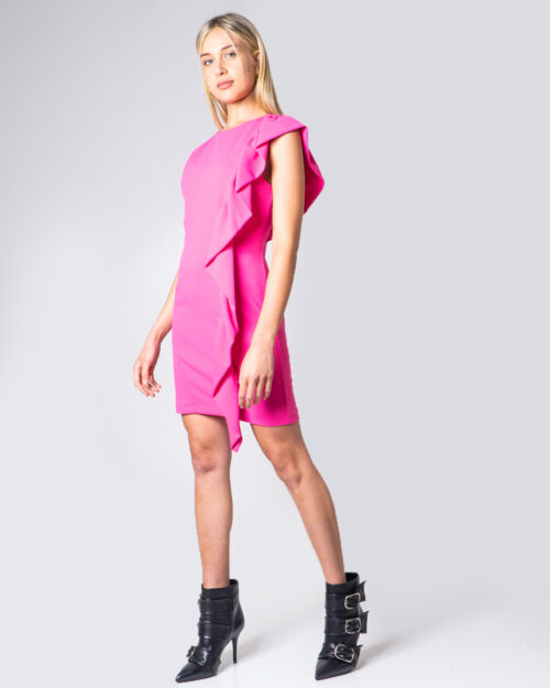 Vestito corto Aniye By ABBY Fuxia – 53055