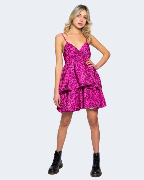 Vestito corto Aniye By SOTTOVESTE DEN Fuxia – 62916