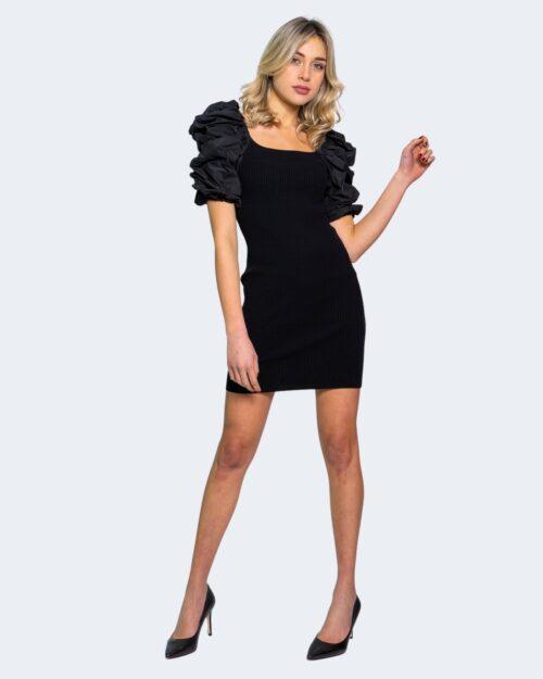 Vestito corto Aniye By DRESS TANNI Nero – 62890