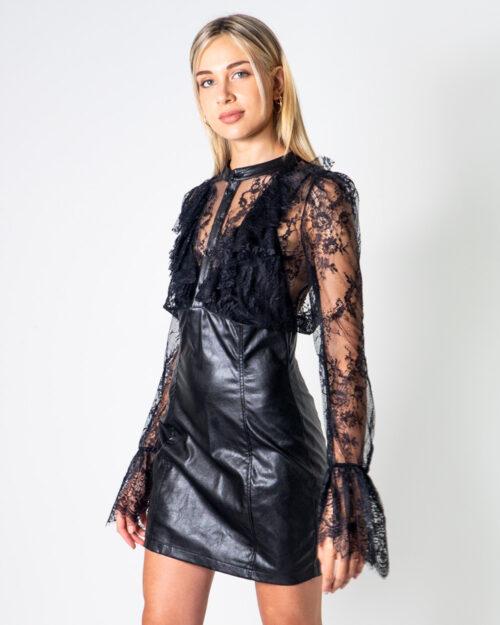 Vestito corto Aniye By LINA Nero – 53054