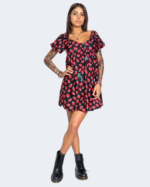 Vestito corto Aniye By STRAWBERRY Nero – 66835