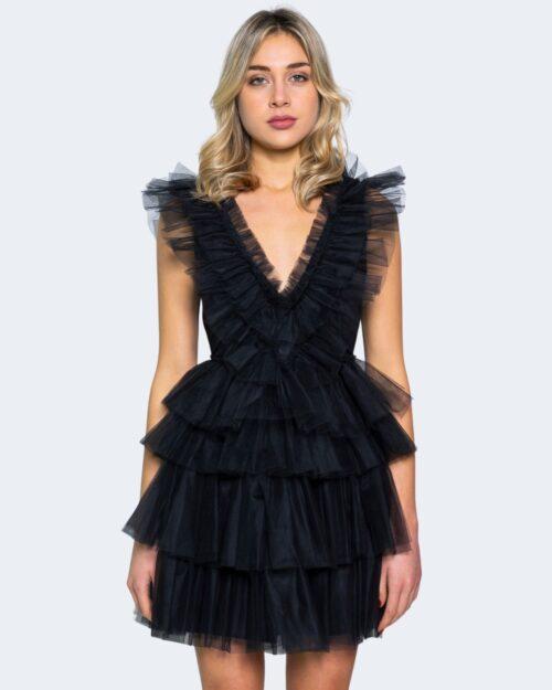 Vestito corto Aniye By V NINA Nero – 62918