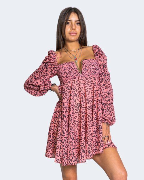 Vestito corto Aniye By MAKU Rosa – 66834