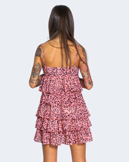 Vestito corto Aniye By MINDY Rosa – 66836