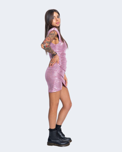 Vestito corto Aniye By WRAP DRESS KRIS Rosa – 62909