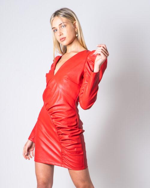 Vestito corto Aniye By ELSY Rosso - Foto 1