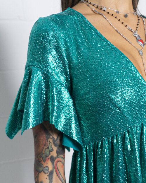 Vestito corto Aniye By KRIS Verde - Foto 3