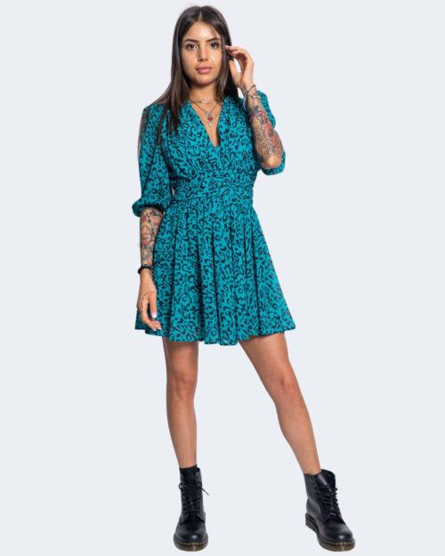 Vestito corto Aniye By MINI MINDY Verde – 66321