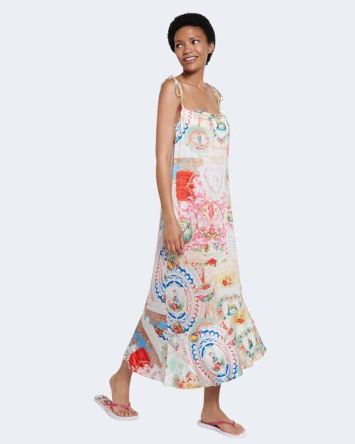 Vestito midi Desigual TAO Bianco – 65416