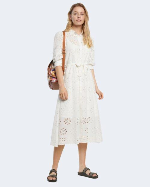 Vestito midi Desigual NORIA Bianco – 65679
