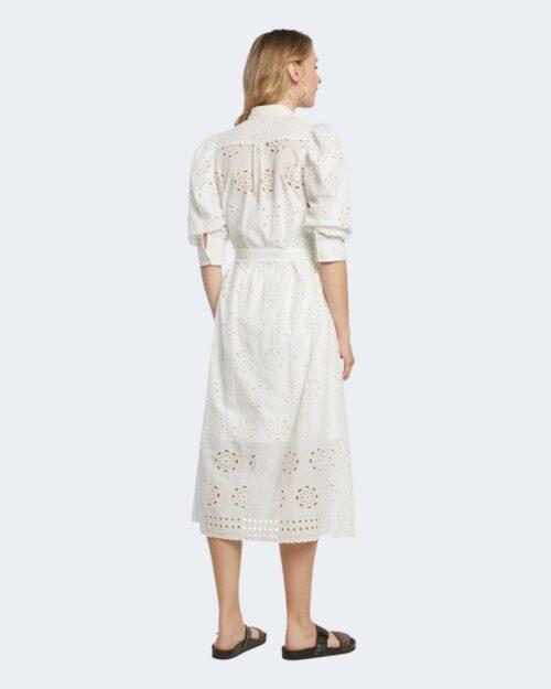 Vestito midi Desigual NORIA Bianco - Foto 3