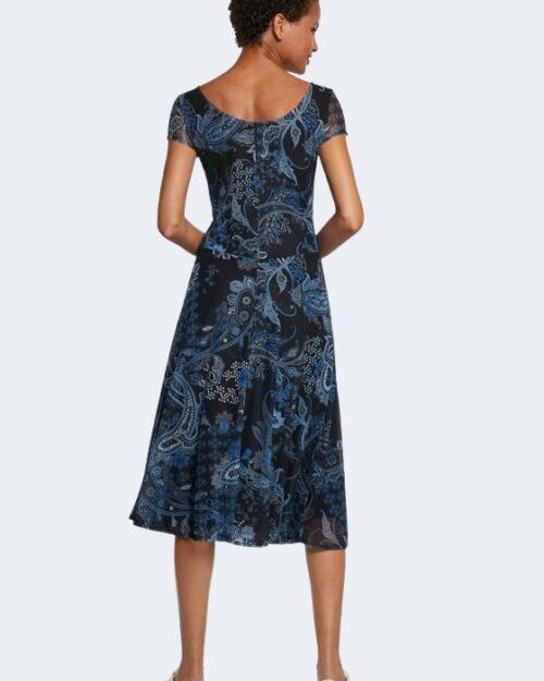 Vestito midi Desigual CAPRI Blu – 65389