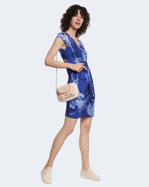 Vestito corto Desigual SIBILA Blu – 65394