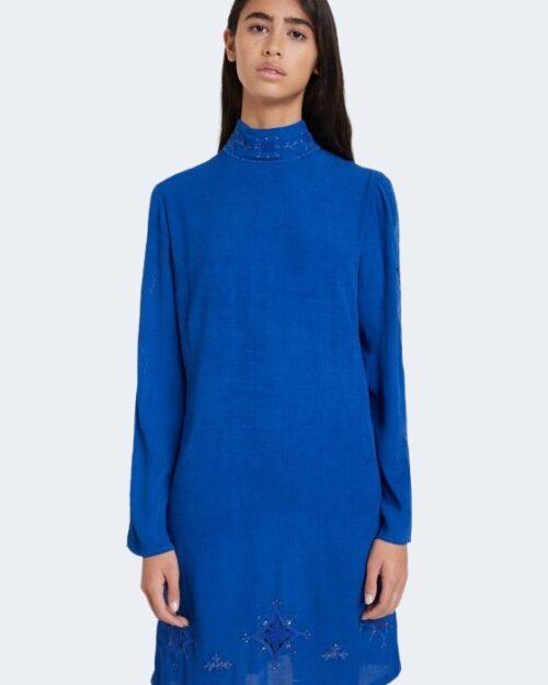 Vestito corto Desigual VEST VIENA Blu Chiaro – 54750