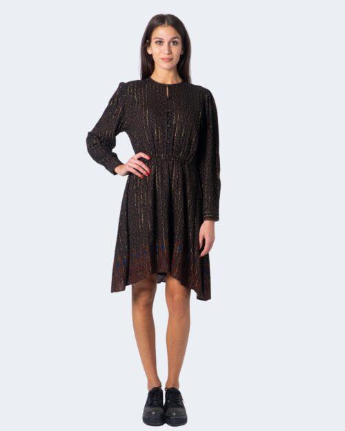 Vestito corto Desigual Vest Delhi Nero – 54672