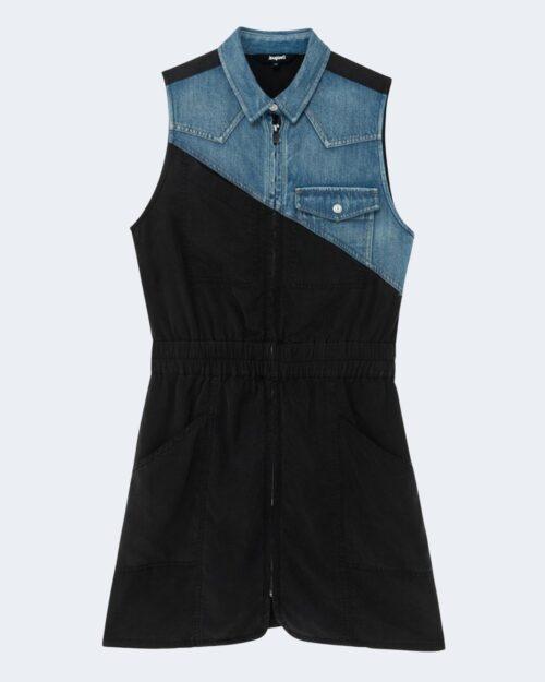 Vestito corto Desigual SIDNEY Nero – 65689