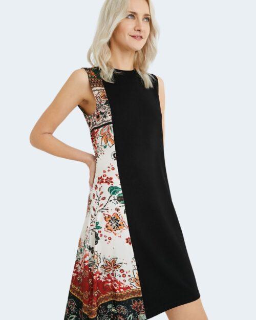 Vestito corto Desigual THAIYU Nero – 65402