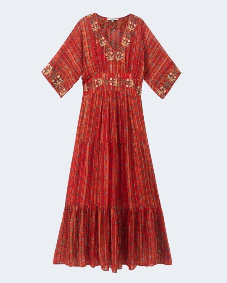 Vestito lungo Desigual PORTLAND Rosso - Foto 2