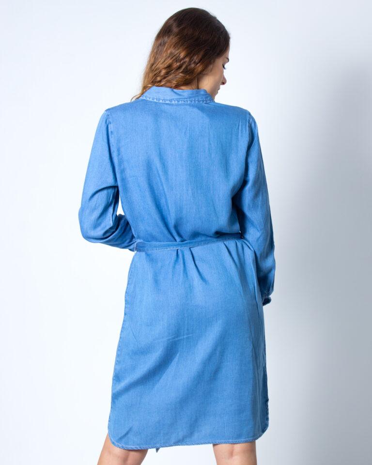 Vestito corto Vila Clothes Bista Denim Belt Dress/SU Noos Denim - Foto 2