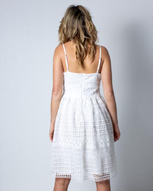 Vestito corto Vila Clothes Raisa Dress/DC Panna - Foto 2