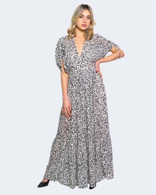 Vestito lungo Aniye By LONG DRESS NANCY Beige – 62912