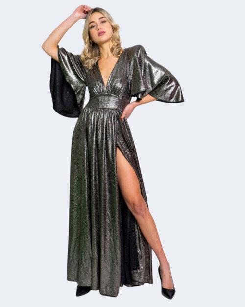 Vestito lungo Aniye By KRIS Nero – 62888