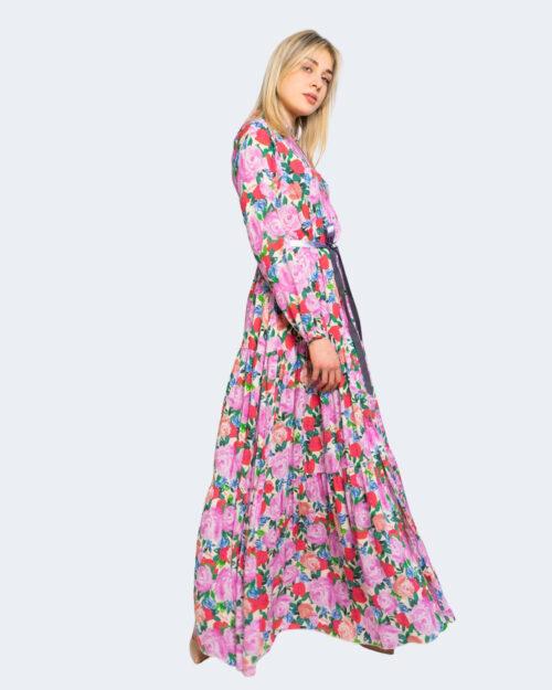 Vestito lungo Aniye By CHEMISIER TULA Rosa – 67552