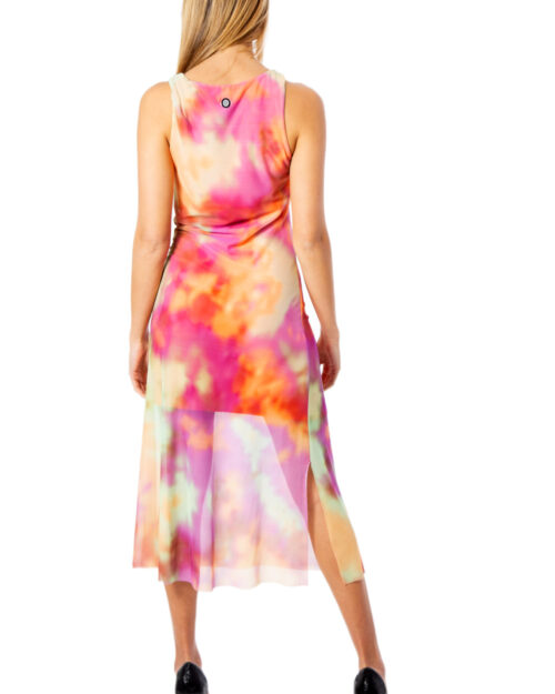 Vestito midi Desigual Vest Debora Arancione – 39577