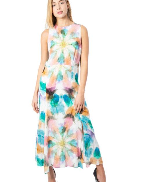 Vestito lungo Desigual Vest Fraser Arancione – 39580