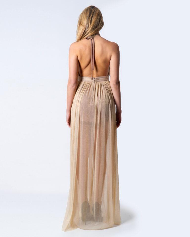 Vestito lungo Miss you Abitino Oro Oro - Foto 2