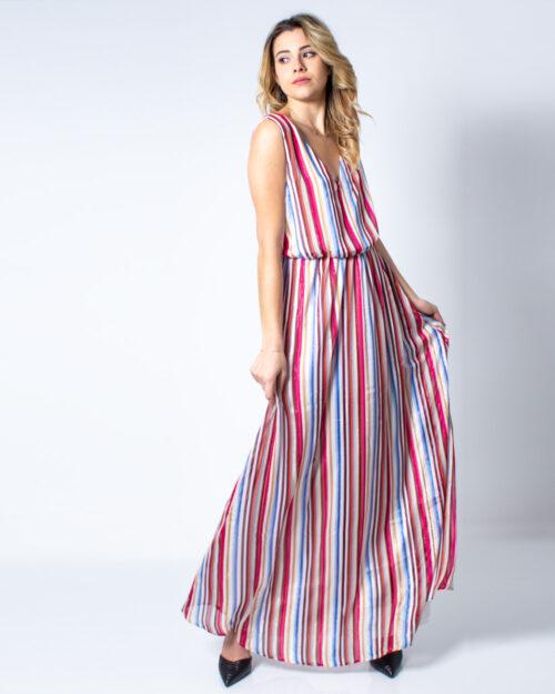 Vestito lungo Vila Clothes Sereia S/L Ancle Dress/DC Blu – 40577