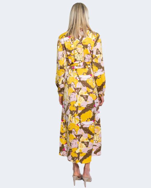 Vestito midi Vila Clothes ASRA Giallo – 62946