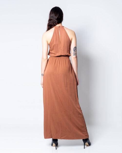 Vestito lungo Vila Clothes SUVITA ANCLE S/L DRESS/SU Marrone – 44644