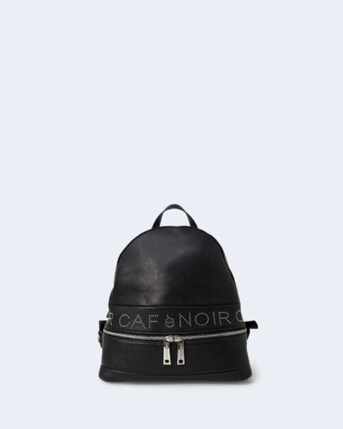 Zaino Cafè Noir ZIP CENTRALE Nero – 66257