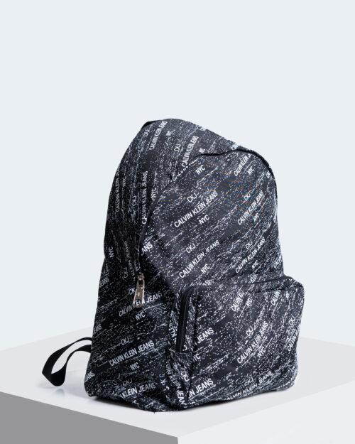 Zaino Calvin Klein CAMPUS BP 45 PR STATIC Nero – 58373