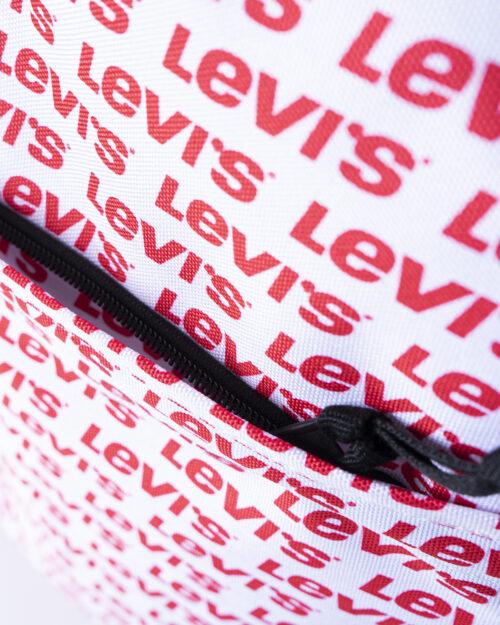 Zaino Levi's® PACK REGULAR Bianco - Foto 3