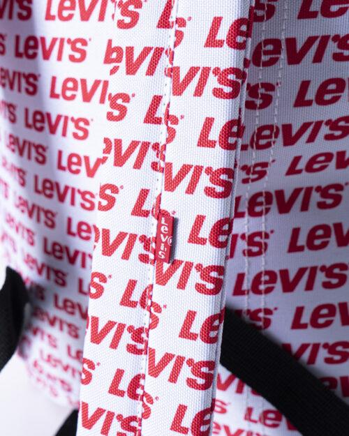 Zaino Levi's® PACK REGULAR Bianco - Foto 4