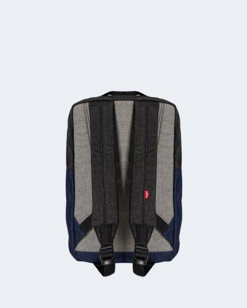 Zaino Levi's® L PACK UNISEX Blue Denim Scuro - Foto 2