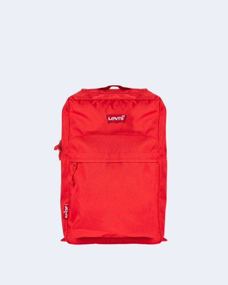 Zaino Levi's® L PACK STANDARD UNISEX Rosso - Foto 1