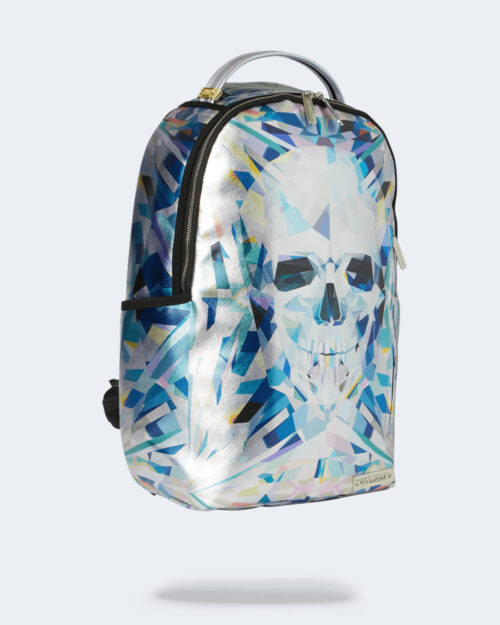 Zaino Sprayground RICH & DANGEROUS BACKPACK Argento – 59052