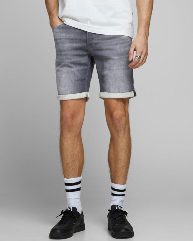 Shorts Jack Jones RICK Grigio - Foto 1