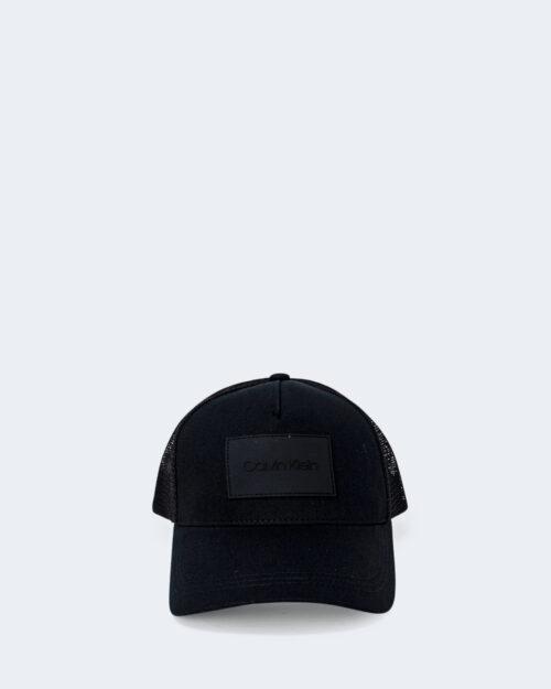 Berretto Calvin Klein TRUCKER Nero – 64755