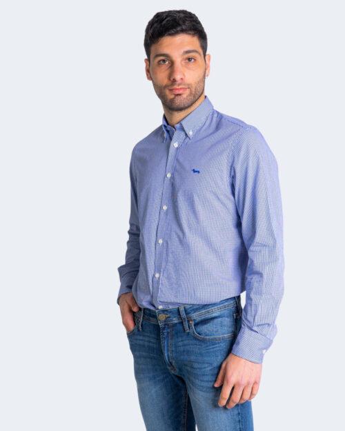 Camicia manica lunga Harmont&blaine – Blu – 70324