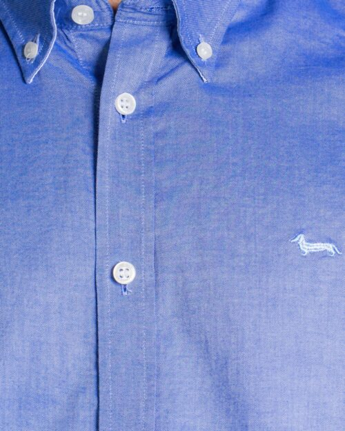 Camicia manica lunga Harmont&blaine – Blue Denim – 70325
