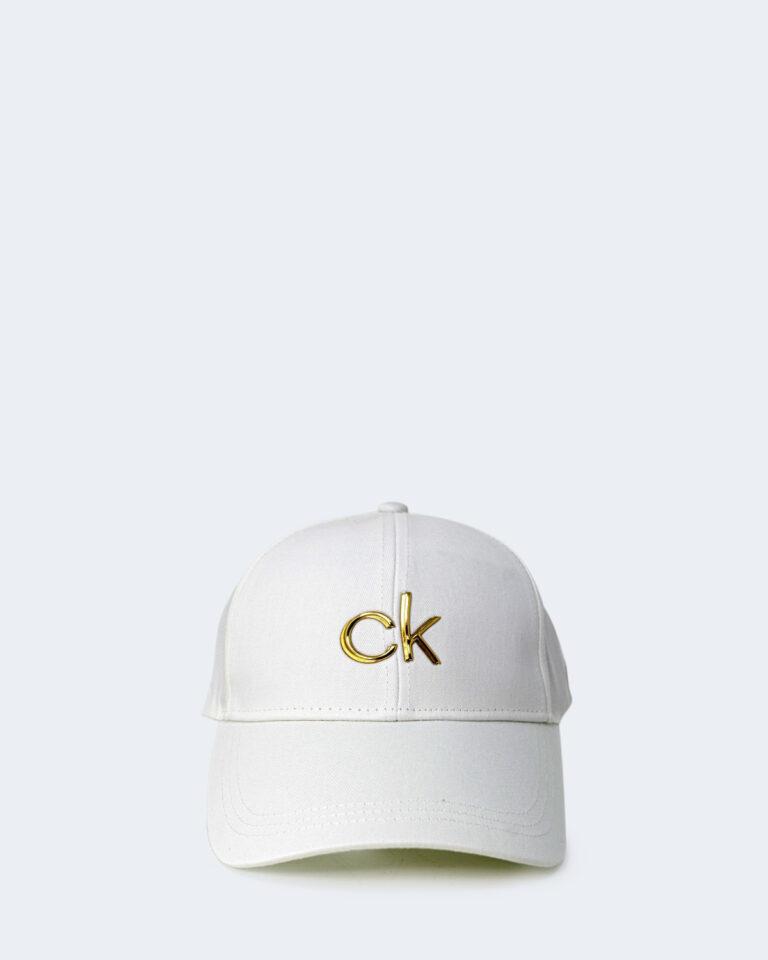 Cappello con visiera Calvin Klein BB Bianco - Foto 1