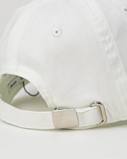 Cappello con visiera Calvin Klein BB Bianco - Foto 4