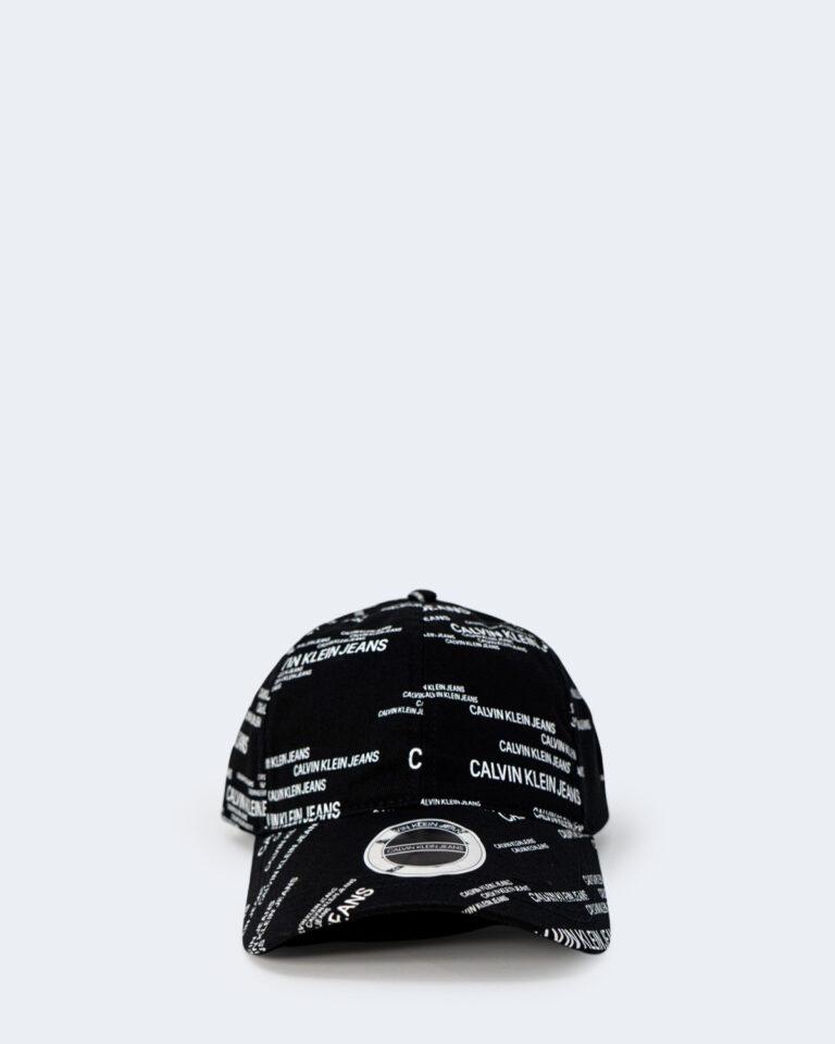 Cappello con visiera Calvin Klein URBAN Nero - Foto 1