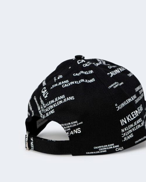 Cappello con visiera Calvin Klein URBAN Nero - Foto 4