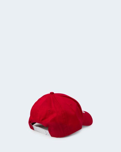 Cappello con visiera Calvin Klein MONOGRAM Rosso – 64787